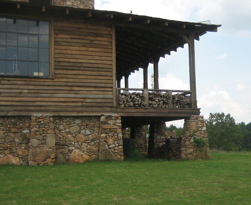 Rear view of porch (crop)